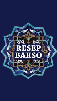 Resep Membuat Bakso poster