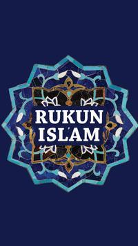 Rukun Islam poster