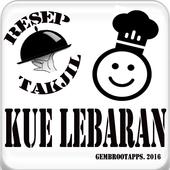 Resep Takjil dan Kue Lebaran icon