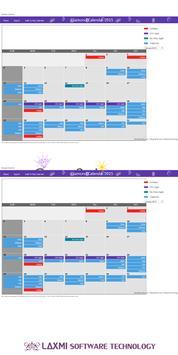 Diamond Calendar apk screenshot