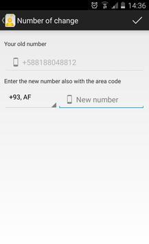 SaveSIM Phonebook Cloud Backup apk screenshot