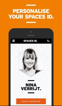 Spaces Works poster