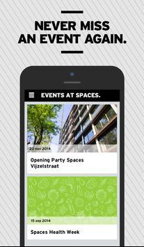 Spaces Works apk screenshot