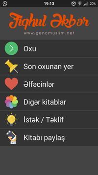 Fiqhul Əkbər apk screenshot