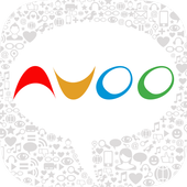 Avoo free Phone calls & chats icon
