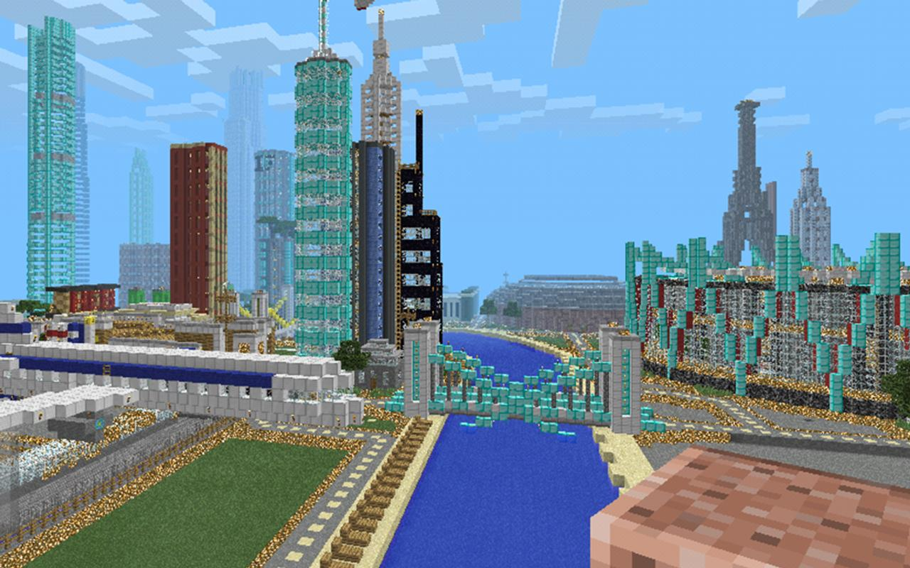 how to use maps in minecraft pe