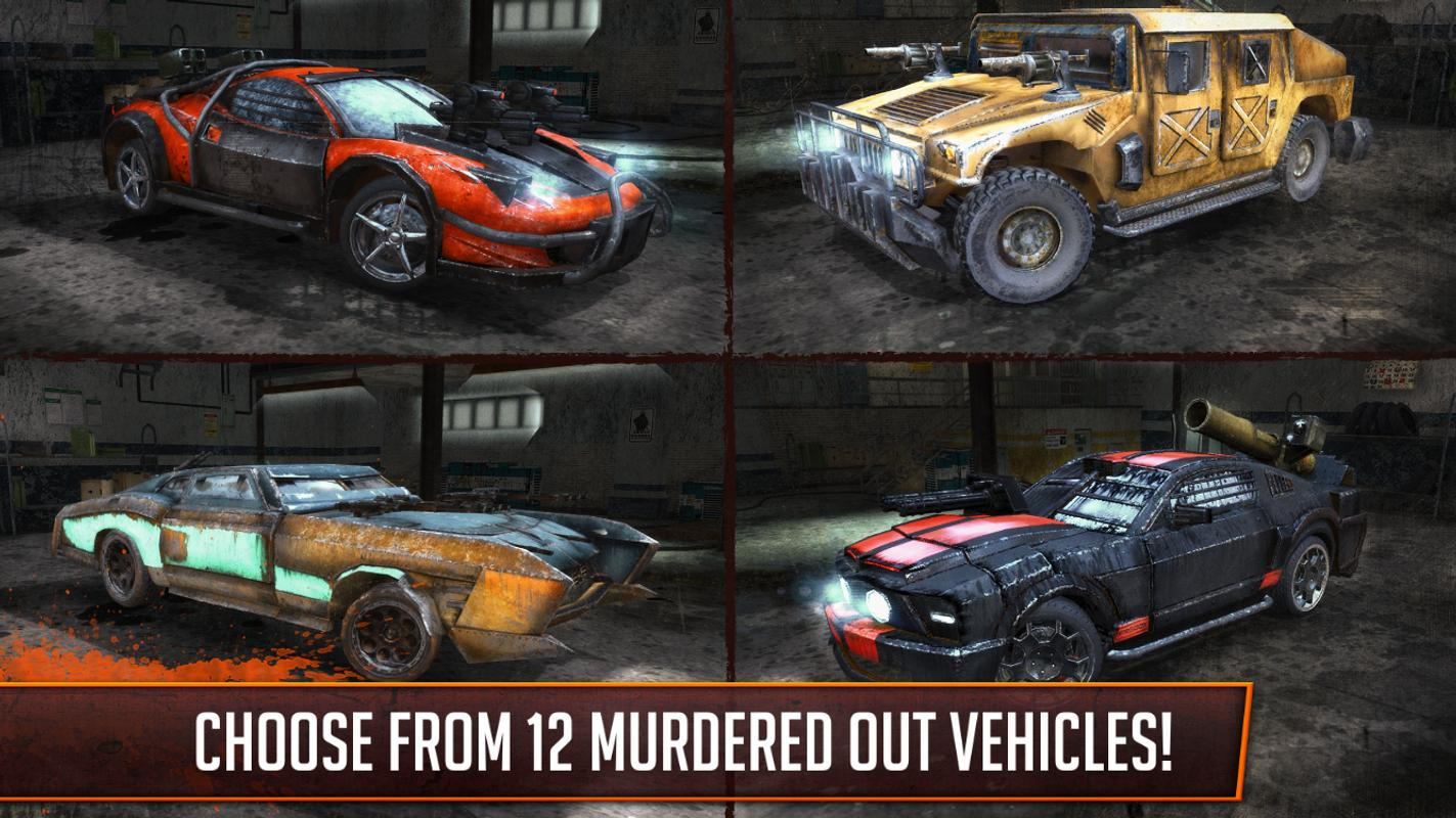 Death Race - The Official Game APK Download - Gratis ...