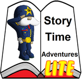 Story Time Adventures LITE icon