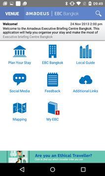Amadeus EBC apk screenshot