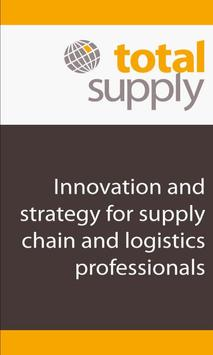 Total Supply poster