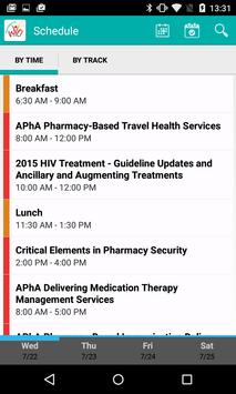 Cardinal Health RBC 2015 apk screenshot