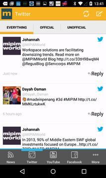 MIPIM 2015 apk screenshot