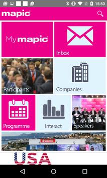 MAPIC 2015 poster