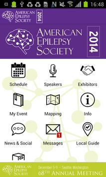 AES 2014 Annual Meeting poster
