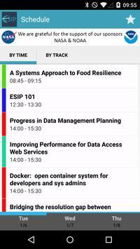 ESIP Federation Connects apk screenshot
