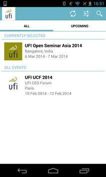 UFI apk screenshot