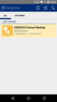 EANS poster