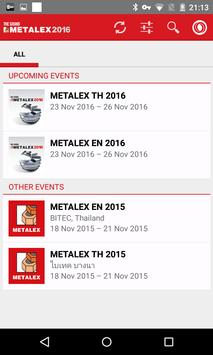 METALEX apk screenshot