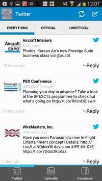 Aircraft Interiors Expo apk screenshot