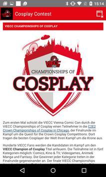 VIECC Vienna Comic Con apk screenshot