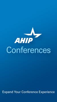 AHIP Conferences poster