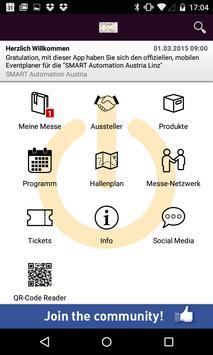 SMART Automation Austria poster