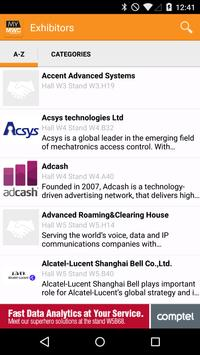 MWC Shanghai 2015 apk screenshot