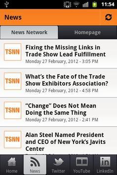 Trade Show News Network apk screenshot