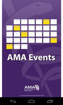 AMA Events apk screenshot