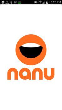 nanu - free calls for everyone poster