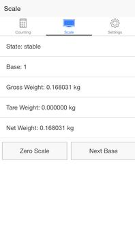Weighbox apk screenshot