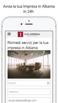 Fare Impresa apk screenshot