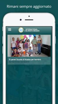 Children's Mission apk screenshot