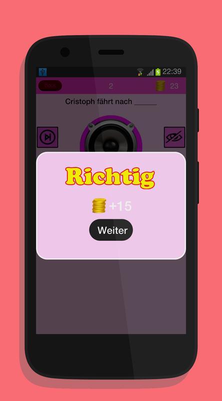 sprechen und h ren deutsch b1 apk download free education app for android. Black Bedroom Furniture Sets. Home Design Ideas
