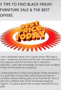 Guide Black Friday apk screenshot