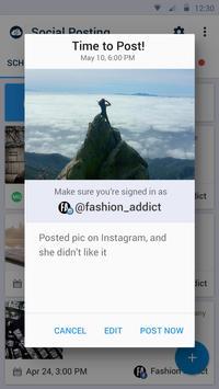 Chute Social apk screenshot
