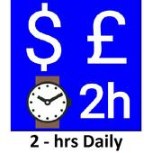 Earn money in 2 hrs. icon