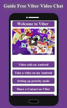 Get Free Video Call on Viber poster