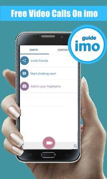 Get Free Video Calls on imo apk screenshot