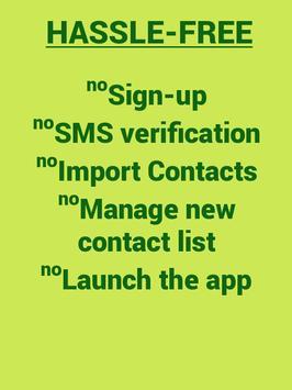 Link Call:HassleFree free-call apk screenshot