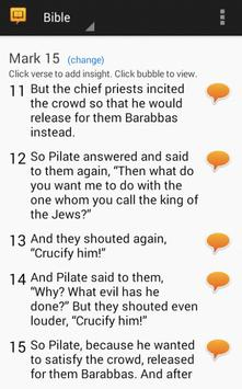 Bible Study apk screenshot