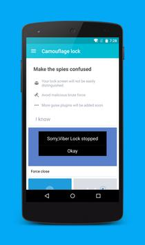Lock for VK apk screenshot