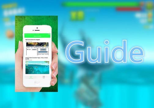 Guide For Hungry Shark Evo. apk screenshot