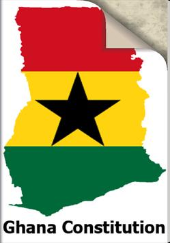 Ghana Constitution poster