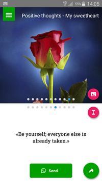 WhatsApp Message Composer apk screenshot
