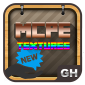 New Textures for MCPE icon