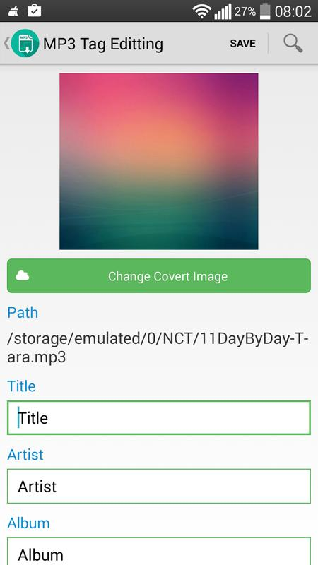 mp3 tag editor apk free audio app for android apkpure