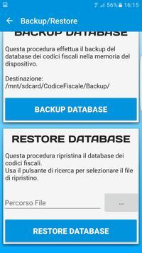 Codice Fiscale apk screenshot