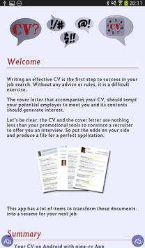 Tips for a successful Resume poster