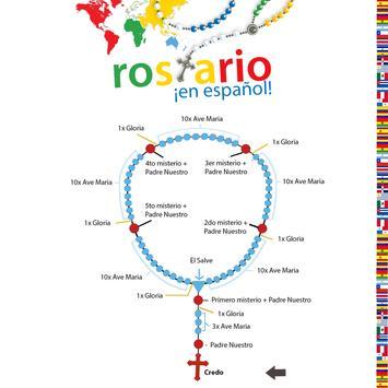 Santo Rosario (en español) apk screenshot